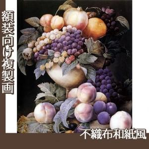 ルドゥーテ「器に盛られたブドウ」【複製画:不織布和紙風】