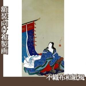 歌川芳輝「衣通姫図」【複製画:不織布和紙風】