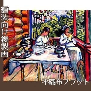 カンディンスキー「無題(アフトゥィルカ)」【複製画:不織布フラット100g】