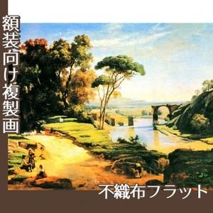コロー「ナルニの橋」【複製画:不織布フラット100g】