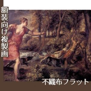 ティツアーノ「アクタイオンの死」【複製画:不織布フラット100g】