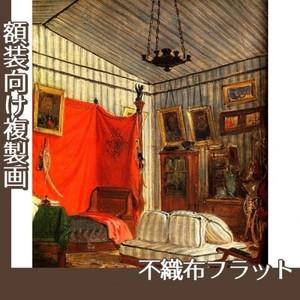 ドラクロワ「モルネー伯爵の居室」【複製画:不織布フラット100g】