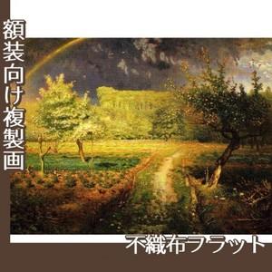 ミレー「春」【複製画:不織布フラット100g】