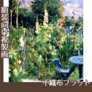 モリゾ「立葵」【複製画:不織布フラット100g】