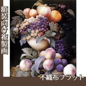 ルドゥーテ「器に盛られたブドウ」【複製画:不織布フラット100g】