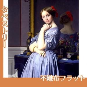 アングル「ドーソンヴィル伯爵夫人」【タペストリー:不織布フラット100g】