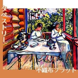 カンディンスキー「無題(アフトゥィルカ)」【タペストリー:不織布フラット100g】