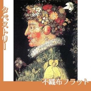 ジュゼッペ・アルチンボルド「春」【タペストリー:不織布フラット100g】