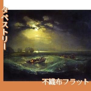 ターナー「海の猟師たち」【タペストリー:不織布フラット100g】