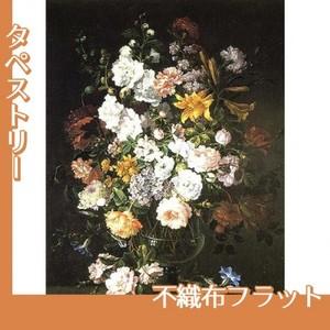 バティスト・モノワイエ「花瓶の花」【タペストリー:不織布フラット100g】