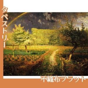 ミレー「春」【タペストリー:不織布フラット100g】