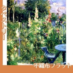 モリゾ「立葵」【タペストリー:不織布フラット100g】