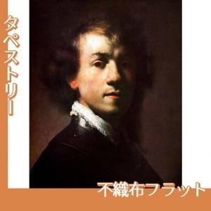 レンブラント「自画像」【タペストリー:不織布フラット100g】