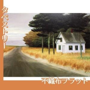 エドワード・ホッパー「孤独 1944」【タペストリー:不織布フラット100g】