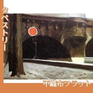 エドワード・ホッパー「パリの橋 1906」【タペストリー:不織布フラット100g】