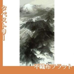 川端龍子「伊豆の国」【タペストリー:不織布フラット100g】