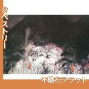 冨田溪仙「祇園夜桜」【タペストリー:不織布フラット100g】