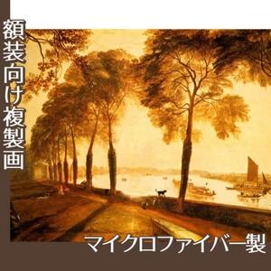ターナー「モートレイクの公園」【複製画:マイクロファイバー】