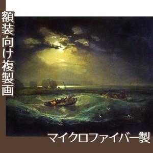 ターナー「海の猟師たち」【複製画:マイクロファイバー】