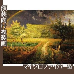 ミレー「春」【複製画:マイクロファイバー】