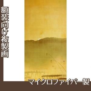 下村観山「納涼」【複製画:マイクロファイバー】