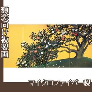 速水御舟「名樹散椿」【複製画:マイクロファイバー】