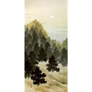 横山大観「杜鵑2」【襖紙】