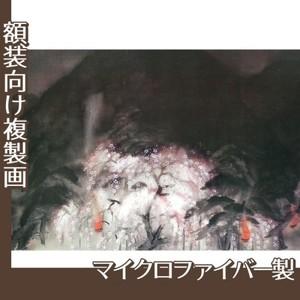 冨田溪仙「祇園夜桜」【複製画:マイクロファイバー】