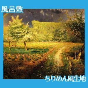ミレー「春」【風呂敷】