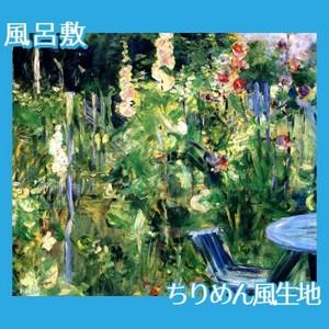 モリゾ「立葵」【風呂敷】