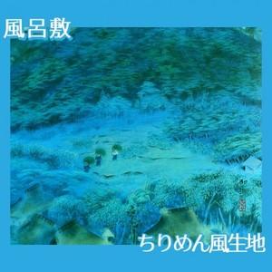 速水御舟「洛北修学院村1」【風呂敷】
