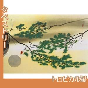 速水御舟「円かなる月」【タペストリー:トロピカル】