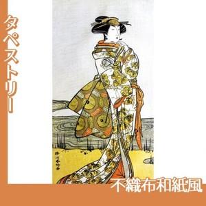 勝川春好「三代目瀬川菊之丞」【タペストリー:不織布和紙風】