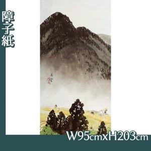 川合玉堂「遠雷麦秋1」【障子紙】