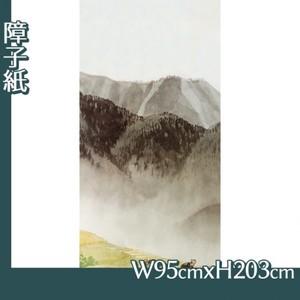 川合玉堂「遠雷麦秋2」【障子紙】