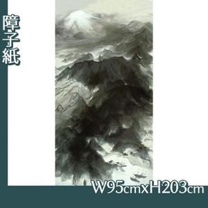 川端龍子「伊豆の国」【障子紙】