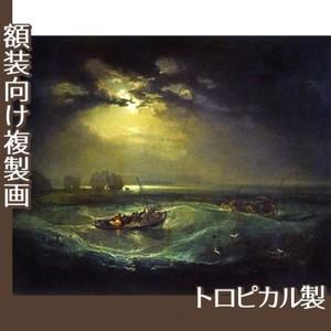 ターナー「海の猟師たち」【複製画:トロピカル】