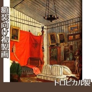ドラクロワ「モルネー伯爵の居室」【複製画:トロピカル】