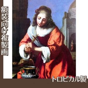 フェルメール「聖女プラクセディス」【複製画:トロピカル】