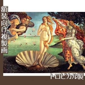 ボッティチェリ「ビーナス誕生」【複製画:トロピカル】