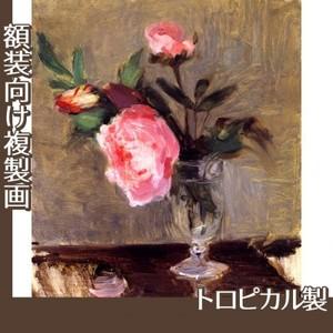 モリゾ「牡丹」【複製画:トロピカル】