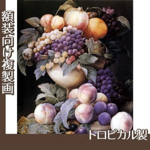 ルドゥーテ「器に盛られたブドウ」【複製画:トロピカル】