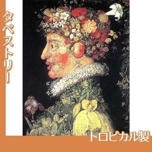 ジュゼッペ・アルチンボルド「春」【タペストリー:トロピカル】