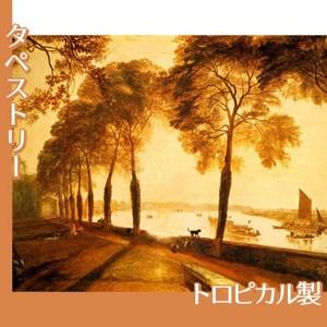 ターナー「モートレイクの公園」【タペストリー:トロピカル】