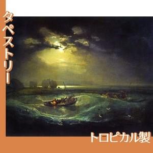 ターナー「海の猟師たち」【タペストリー:トロピカル】