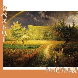 ミレー「春」【タペストリー:トロピカル】