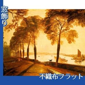 ターナー「モートレイクの公園」【窓飾り:不織布フラット100g】
