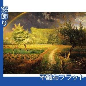 ミレー「春」【窓飾り:不織布フラット100g】