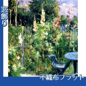 モリゾ「立葵」【窓飾り:不織布フラット100g】