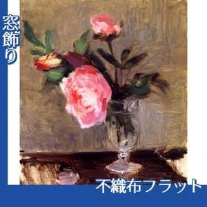 モリゾ「牡丹」【窓飾り:不織布フラット100g】